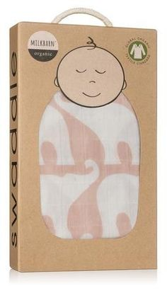Milkbarn Swaddle Blanket