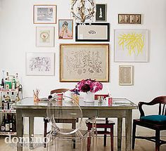 Tales of an Interior Stylist: The Art of Displaying Art