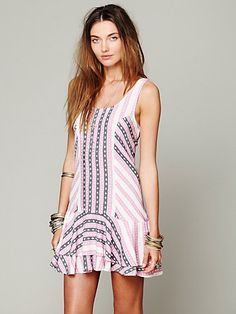 Yep, I just got this Free People dress for $29.99 at the Topanga Mall and it's still going for $108.00 on the Free People website #winning
