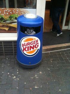street art | ... belles oeuvres de Street Art en 2011 » street art feb l burger king1