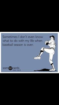 When Giants baseball season is over. Baseball Memes, Royals Baseball, Braves Baseball, Softball, Nationals Baseball, Baseball Hat, Baseball Season Quotes, Baseball Field, Baseball Couples