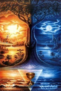 ℓιвяα ♎️ Libra: Day & Night Balance