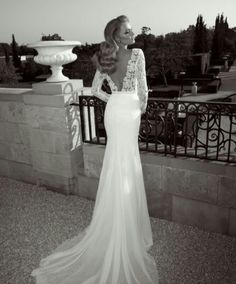 wedding dress; gown; silk; lace