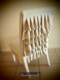 27 Как декорировать стул своими руками, как обновить старый деревянный стул своими руками