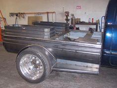 Custom Welding Truck Beds for Sale
