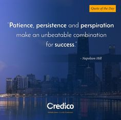 The three P's by Credico (@CredicoGlobal) | Twitter #PPP #motivationalquote #business