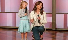 Martina McBride Helps 4-Year-Old Serenade Mom with Cancer