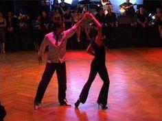 Tango Argentina.Oblivion.Piazzolla.(Ziegler)Gustavo Rosas y Gisela Natoli.Tango Nuevo en Paris.