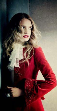 Red Leather, Leather Jacket, Velvet Fashion, Jackets, Beautiful, Color, Style, Velvet, Studded Leather Jacket