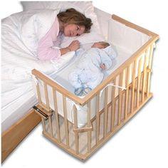 #Cunas colecho: vivir el sueño del #bebé. El #colecho facilita la #lactancia y la #alimentación nocturna #madres #paternidad #infancia
