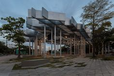 Gallery of Roof Prototype for Sports and Public Space / El Equipo Mazzanti - 29
