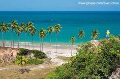 Praia de Tabatinga -  Paraíba