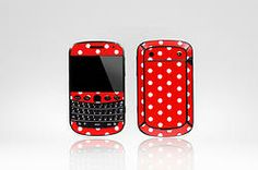 "Blackberry ""Polka Dots"" (Approx. ZAR 75.00) Blackberry, Polka Dots, Phone, Fun, Telephone, Blackberries, Polka Dot, Mobile Phones, Rich Brunette"