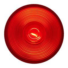 4″ Single High Power Red Led Light