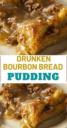 You won't believe how easy it is to get the flavors of Bourbon ST to come to your kitchen when you bake this yummy New Orleans bread pudding. This bread pudding is delicious and makes Bread Pudding Sauce, Bourbon Bread Pudding, Best Bread Pudding Recipe, Pudding Recipes, Bread Puddings, Old Fashion Bread Pudding Recipe, Easy Bread Pudding, Brioche Bread Pudding, Köstliche Desserts