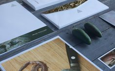 Brady Williams chef stationery (by Foundry Collective)