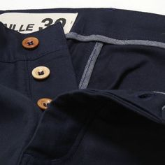 Bleu de Paname Civil Pants (Storm)