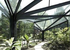 Sweet geometric greenhouse