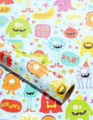 Fun Kids Monster Roll Wrap