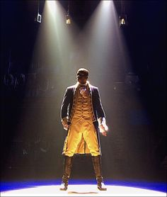 Lin-Manuel Miranda's new musical that fuses contemporary & classic worlds to tell the story of America's Founding Father Alexander Hamilton, has taken Broadway by storm, garnering critical & audience acclaim on a level rarely seen. Cast Of Hamilton, Hamilton Broadway, Hamilton Musical, Hamilton Playbill, Christopher Jackson, Hercules Mulligan, Theatre Nerds, Theater, Musical Theatre
