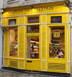 La Boutique Jaune - Paris