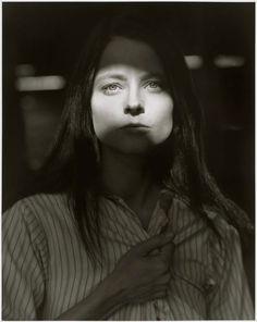 Herb Ritts - Jodie Foster