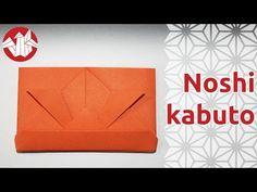 Déco de Noël : Noshi kabuto | Senbazuru - Vidéos pour apprendre l'Origami