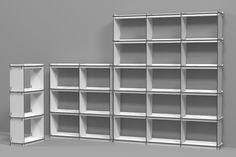 BOOKCASE  / CNC ROUTER / 3D DESIGN /  유창석 www.joinxstudio.com