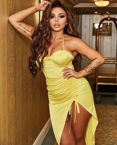 Jesy for Pretty Little Thing Little Mix Jessie, Little Mix Girls, Jessy Nelson, Little Mix Outfits, Litte Mix, Taylor Swift Hair, Red Taylor, Mixed Girls, Pretty People