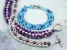 http://www.artbeads.com/marceline-flat-spiral-stitch-three-bracelets.html