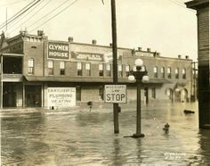The 1927 Mississippi River flood was one of the most devastating floods in American history.