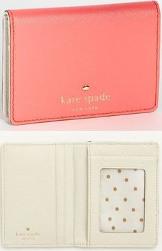 Kate Spade wallet Clothing, Shoes & Jewelry : Women : Handbags & Wallets : http://amzn.to/2jE4Wcd
