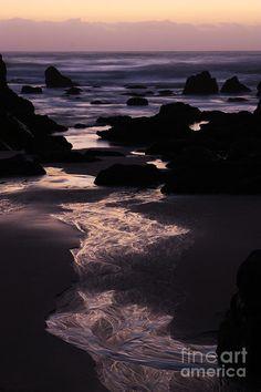 ✯ Seascape At Sunset