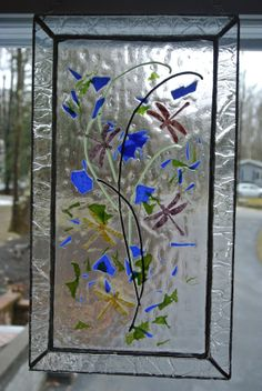 images about Quilt Name Mom Stained Glass Crafts, Glass Art, Glass Door, Hand Blown Glass, Mosaic Art, Glass Jewelry, Colored Glass, Fused Glass, Diy Art
