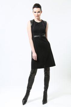 Ralph Rucci Pre-Fall 2013 Fashion Show - Lauren Buys