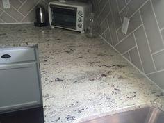 Antique White Granite Countertops
