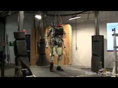DARPA: Military's Martial Law Robots Herding Humans? #darpa #DARPA #youtube