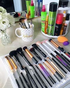 How to Best Clean Your Makeup Brushes - Kindly Unspoken #KoreanMakeupTips