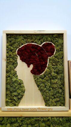 Moss Wall Art, Moss Art, Moss Graffiti, Moss Decor, Wayfinding Signage, Plant Wall, Sustainable Design, Design Trends, Design Ideas