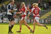 View Sportsfile cork footballer Images, action sports photography - Purchase prints of cork footballer pictures, Irish gaa photos - Sport Photography Agency Ireland St Brendan, 8 September, Semi Final, Picture Credit, Sport Photography, Football Team, Cork, Ireland, Running