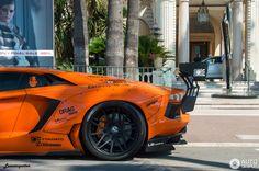 Lamborghini Aventador LP700-4 Liberty Walk LB Performance 1