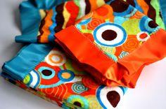Square Satin Luxe Blanket
