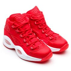 Reebok « Question » - Red