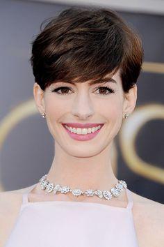 Oscars 2013: The 10 Best Beauty Looks - Anne Hathaway