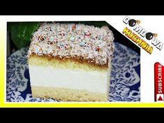 🍰SERNIK CYTRYNOWY - BOMBOWA KUCHNIA🍰 - YouTube Tiramisu, Cheesecake, Ethnic Recipes, Youtube, Food, Baking, Cheesecakes, Essen, Bakken