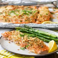 56 30-Minute Meals Perfect For Busy Weeknights Lunch Recipes, Seafood Recipes, Dinner Recipes, Dinner Ideas, Meal Recipes, Seafood Dishes, Meal Ideas, Food Ideas, Garlic