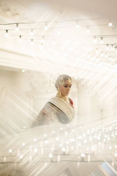 Contemporary Asian Bridal inspiration by Ayush Kejriwal