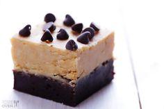 Peanut Butter Fudge Brownies | gimmesomeoven.com