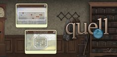 Quell - Stylish puzzle game that'll keep you hooked.