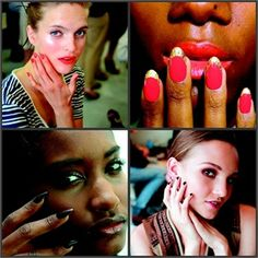 nail trends from the spring 2012 fashion week runways @nailsmagazine